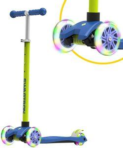 #7 Swagtron K5 3-Wheel Kids Scooter