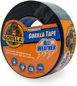 #2. Gorilla All Weather Waterproof Duct Tape, Outdoors