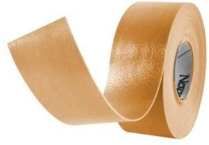 #3. Nexcare Absolute Waterproof Easy Tear Tape, 1 Inch x 5 Yard Roll