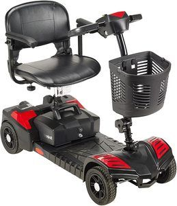 #4 Drive aMedical Scout SpitfireTravel Power Scooter