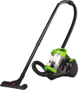 #4. Bissell Zing Canister, Vacuum, 2156A, Green Bagless