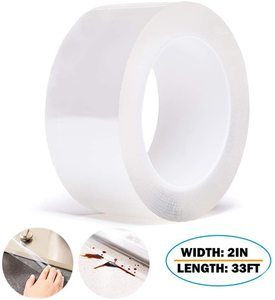 #4. TYLife Tape Caulk Self Adhesive Strip