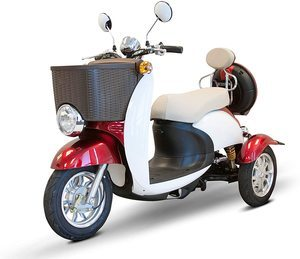 #5 E-Wheels - EW-11 Sport Euro-Type 3-Wheel Scooter
