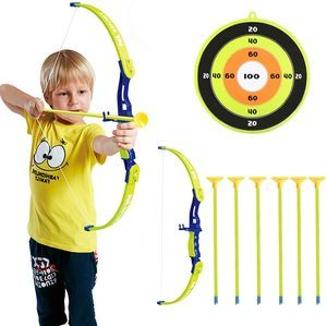 #10. Conthfut Nerf Bows and Arrows Archery Set