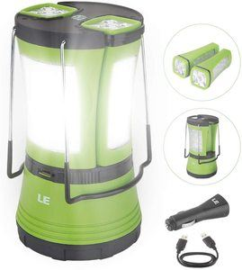 #4. Lighting Ever LED Detachable Lantern