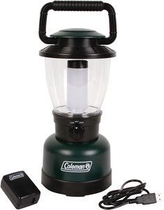 #5. Coleman Rugged Rechargeable Lantern