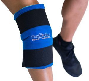 #5. Cool Relief Reusable Ice Pack for Knee