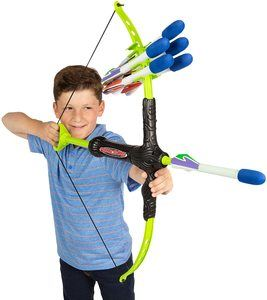 #5. Marky Sparky Nerf Bows and Arrows