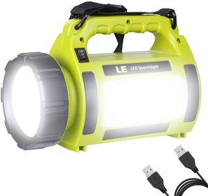 #6. LE LED Camping Rechargeable Lantern