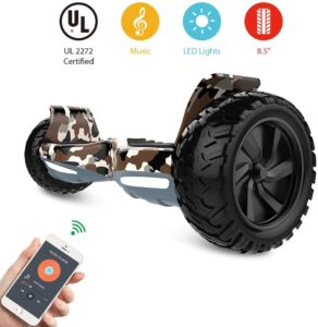 #2. LIEAGLE Hoverboard for Beginners