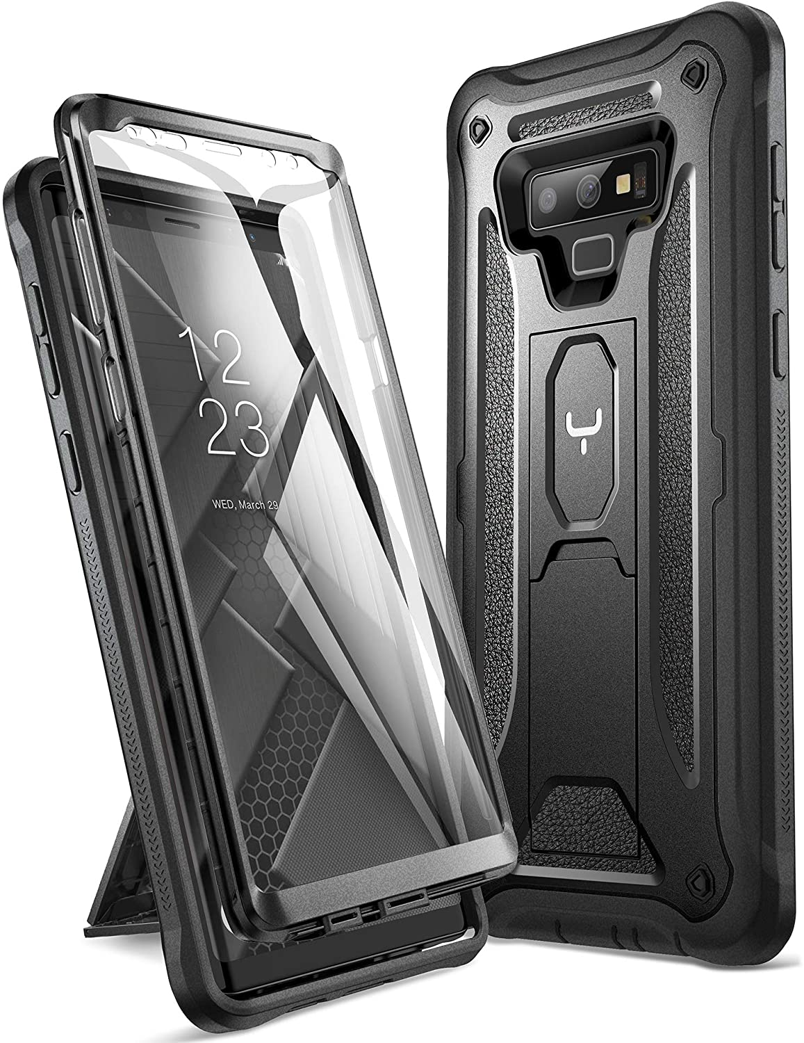 #4. YOUMAKER Note 10 Case with Screen Protector