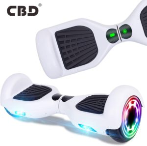 #7. CBD 2 LEDs UL Approved Hoverboards