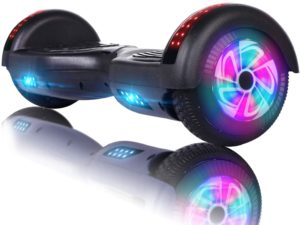 #9. Veveline UL Approved Hoverboards with Thick Tires