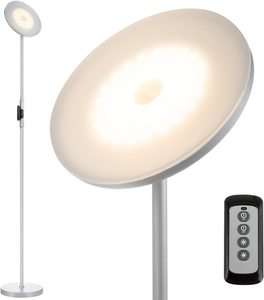 #2 JOOFO Floor Lamp Sky LED Modern 3 Color