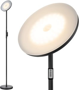 #3 JOOFO Floor Lamp, LED Modern Temperatures