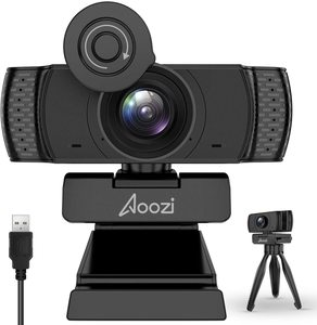 #4 Aoozi Webcam with Microphone