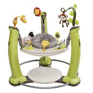 #4. Evenflo ExerSaucer Jump and Learn Jumper