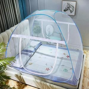 #4. Pop-Up Mosquito Net Tent for Beds