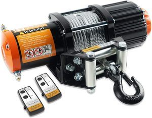 #5. ORCISH 4500lb Electric Winch