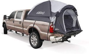 #6 Pickup Truck Bed Camping Tent