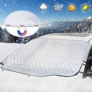 #8 Car Windshield Sun Cover