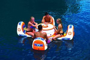 #1. WOW World of Watersports Inflatable Tables