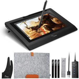 #2. Parblo Coast10 Graphics Tablet 10.1 Inches LCD Monitor