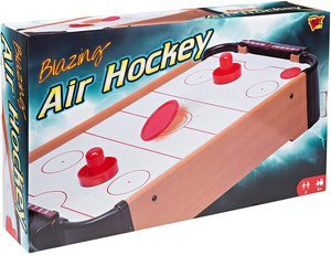 #5. Point Games Fast-Paced Action Blazing Air Hockey