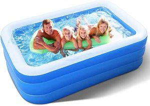 #6 Inflatable Pool