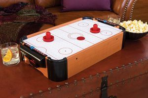#6. Mainstreet Classics Air Hockey Game 22-Inch Table Top