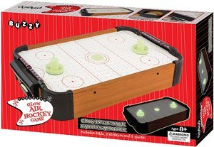 #8. FineLife Products AIRHOCKEY Game Tabletop Glow