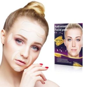 #2. 16pcs Facial Wrinkle Patches