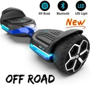 #2. Gyroor T581 Hoverboard 6.5-inch All Terrain Hoverboard