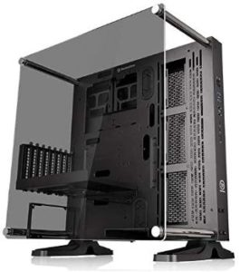 #2. Thermaltake Core aP3 Open Panoramic Viewing