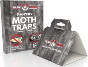 #3. Pantry Moth Traps- with Pheromones Safe