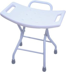 #4 Folding Shower Seat Stool - h Bench Chair