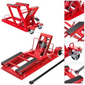 4. BIG RED Torin Red T64017 Hydraulic Powersports