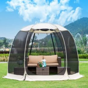 #4. Bubble New Stargaze Single Tunnel Inflatable Outdoor