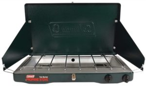 #4. Coleman Classic Gas Camping 2 Burners Stove