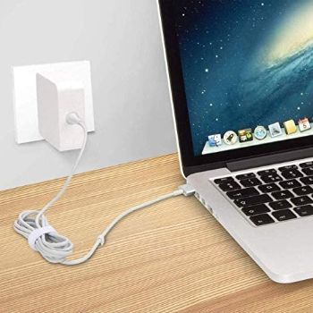 #4. Mac Book Air Charger, Replacement 45W T