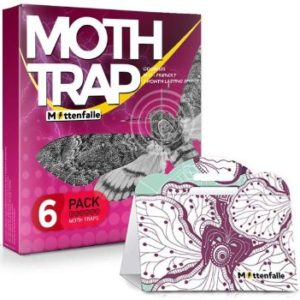 #4. Mottenfalle Clothes Moth Trap
