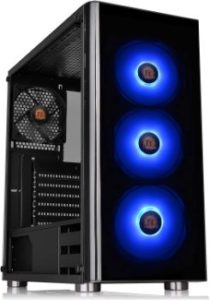 #4. Thermaltake V200 RGB Edition Tempered Glass