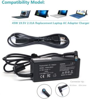 # 5. Emaks 45W Ac Laptop ChargerPower Adapter
