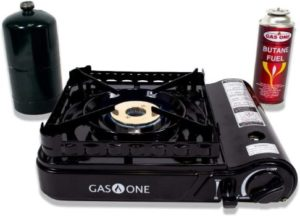 #5. Gas ONE GS-3900P Portable Dual Fuel Stove