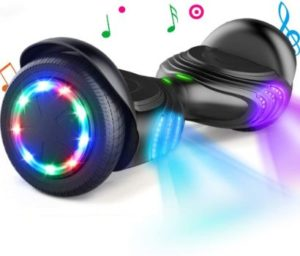 #5. TOMOLOO Hoverboard for Adults and Kids