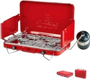 #8. Outbound Camping Gas Stove 2 Burner Stove