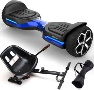 #9. Gyroshoes Hoverboard all-terrain off-road Self Balancing hoverboard