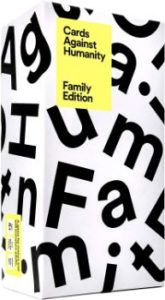 10. Family Edition -Cards Against Humanity