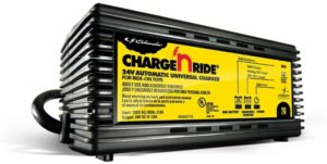 10. Schumacher CR4 Universal Battery Charger