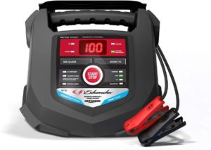 2. Schumacher SC1280 Smart Battery Charger